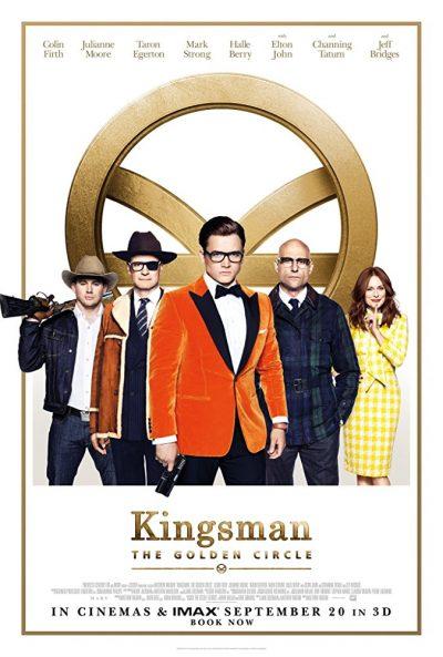 Kingsman Zlatý kruh online cz