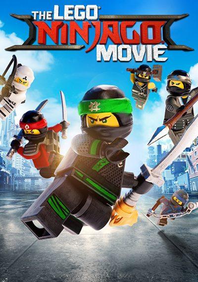 LEGO® Ninjago® film online cz