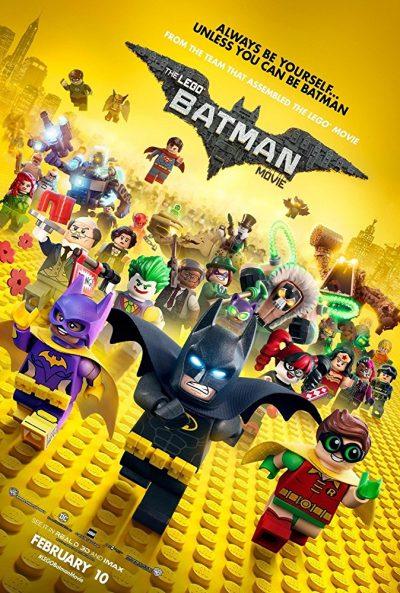 LEGO Batman vo filme online cz