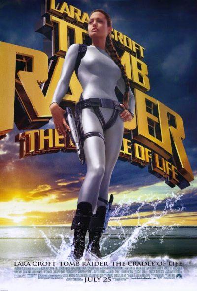 Lara Croft - Tomb Raider Kolíska života online cz