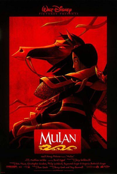Legenda o Mulan online cz