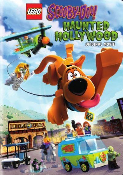 Lego Scooby-Doo Strašidelný Hollywood online cz