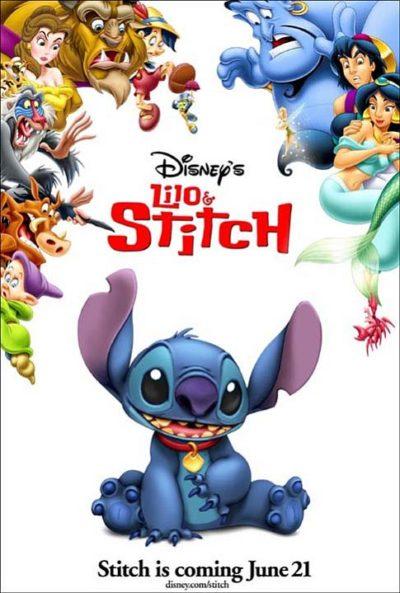Lilo & Stitch online cz