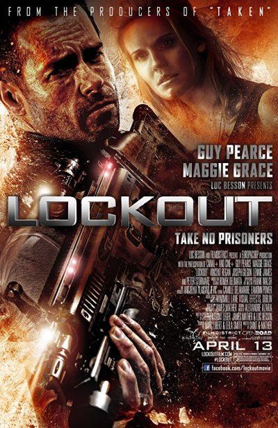 Lockout Útek z MS-1 online cz