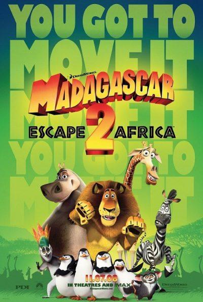 Madagaskar 2 online cz