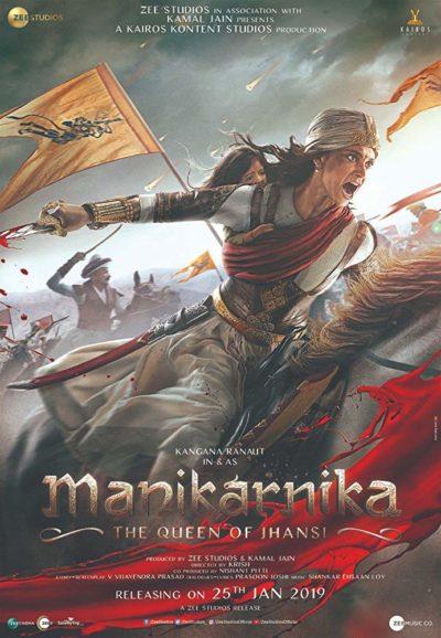 Manikarnika The Queen of Jhansi online cz