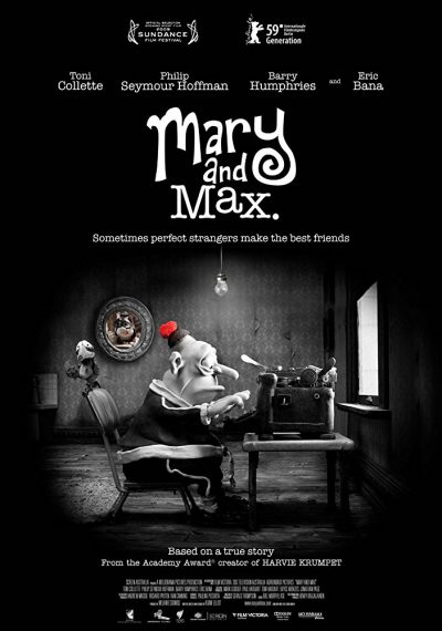 Mary a Max online cz