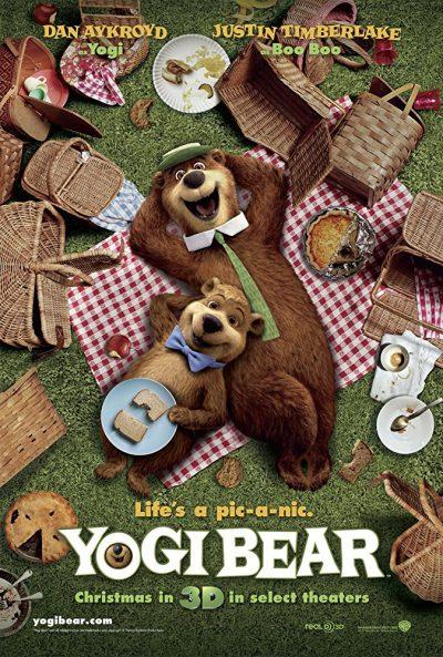 Medveď Yogi online cz
