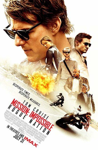 Mission Impossible 5 online cz