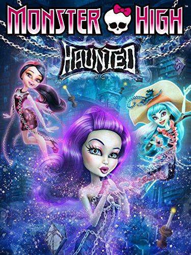 Monster High Škola duchů online cz