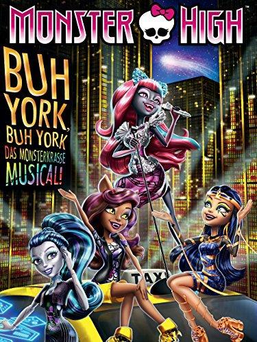 Monster High Boo York online cz