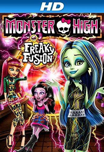 Monster High Monstrózní splynutí online cz