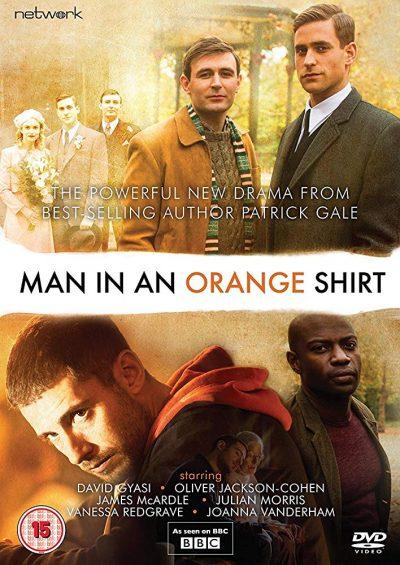 Muž v oranžové košili online cz