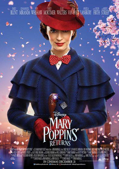 Návrat Mary Poppins online cz