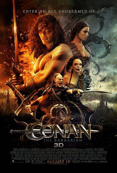 Neporaziteľný Barbar Conan online cz