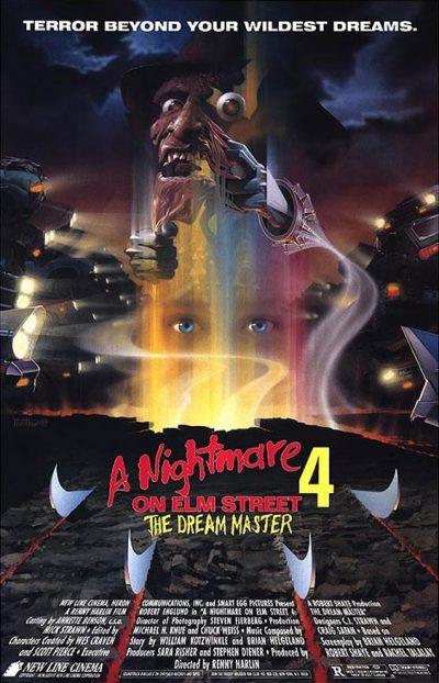 Nočná mora v Elm Street 4 Vládca snov online cz