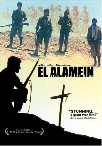 Ohnivá linie Bitva u El Alameinu online cz