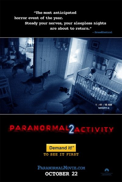 Paranormal Activity 2 online cz