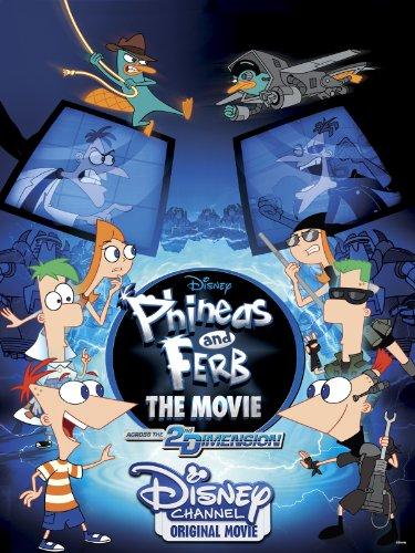 Phineas a Ferb v paralelním vesmíru online cz