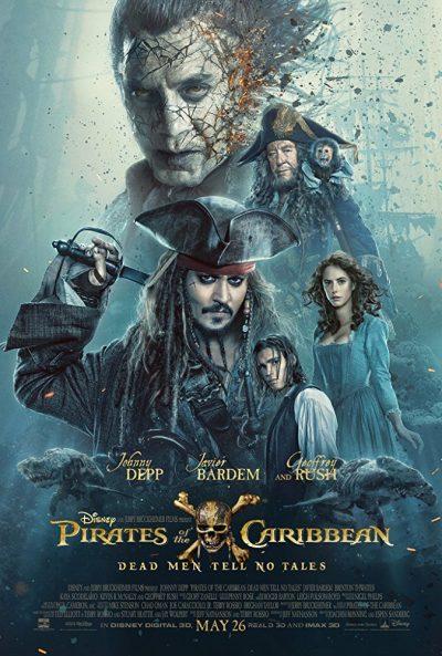 Piráti Karibiku Salazarova pomsta online cz