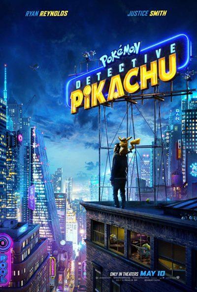 Pokémon Detektív Pikachu online cz