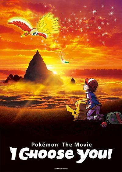 Pokémon the Movie I Choose You! online cz