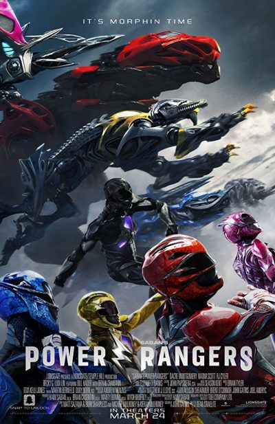 Power Rangers online cz