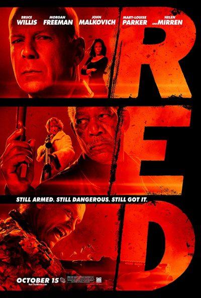 RED 1 Vo výslužbe a extrémne nebezpeční online cz