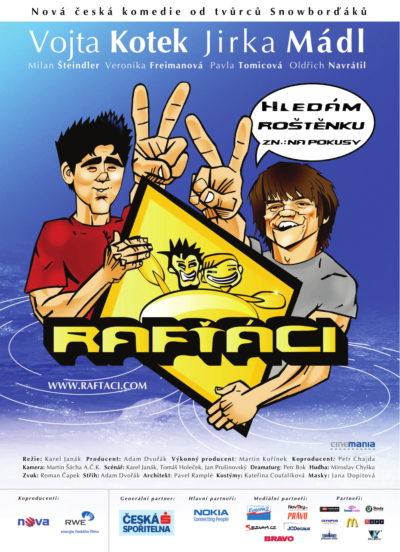 Rafťáci online cz