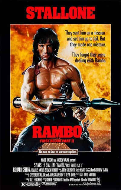 Rambo 2 online cz