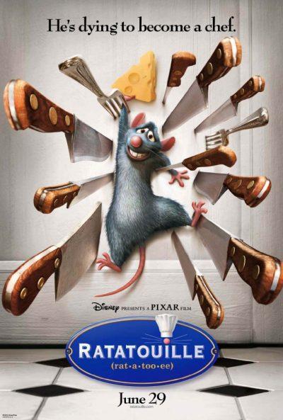 Ratatouille - Dobrú chuť! online cz