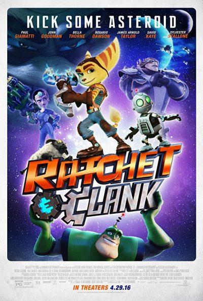 Ratchet a Clank Strážcovia galaxie online cz