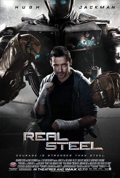 Real Steel Oceľová päsť online cz