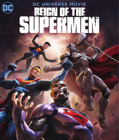 Reign of the Supermen online cz