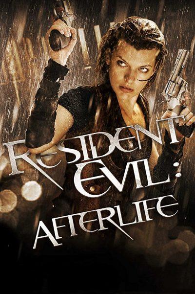 Resident Evil 4 Afterlife online cz