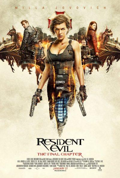 Resident Evil 6 Posledná kapitola online cz