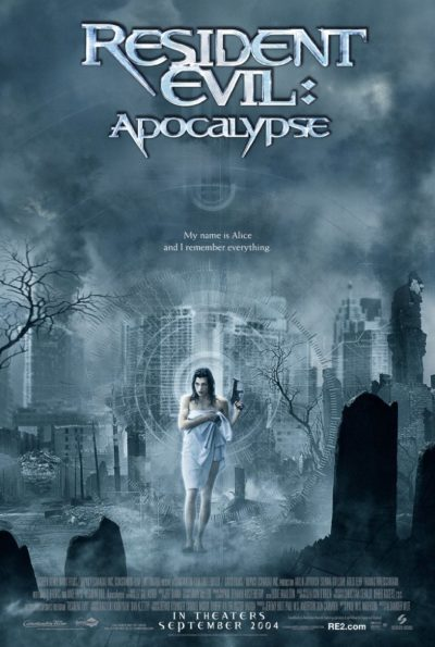 Resident Evil Apokalypsa online cz