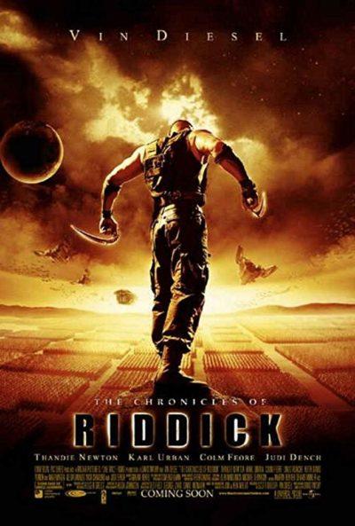 Riddick Kronika temna 2 online cz
