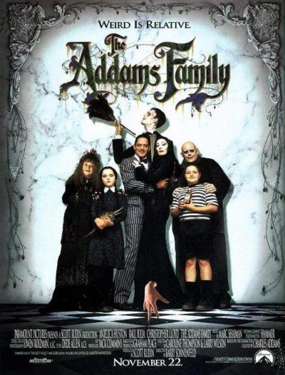 Rodina Addamsovcov 1 online cz