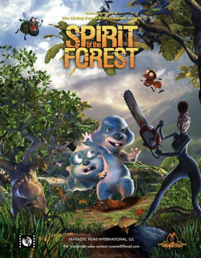Rozprávky z lesa 2 online cz