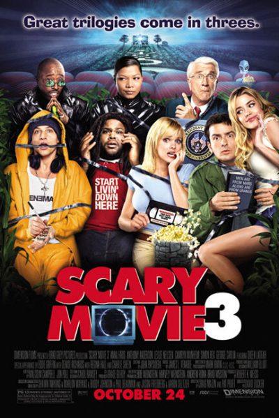 Scary Movie 3 online cz