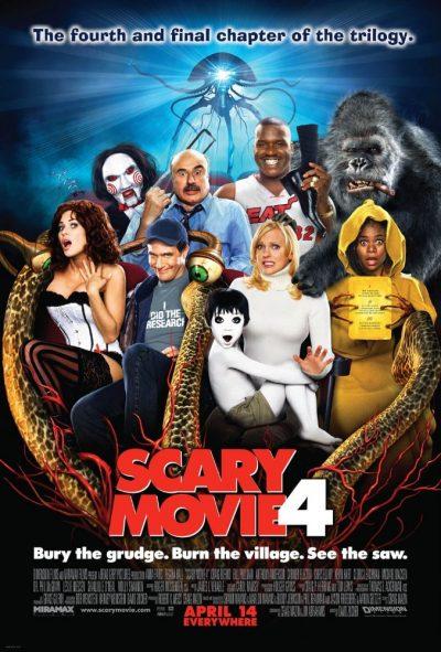 Scary Movie 4 online cz
