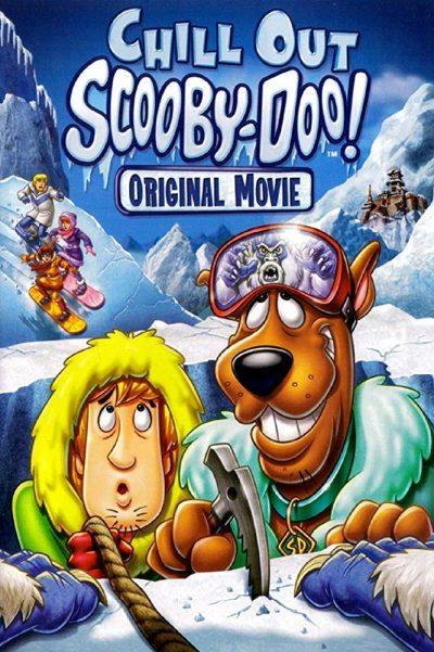 Shaggy, Scooby a tajomný Yetti online cz
