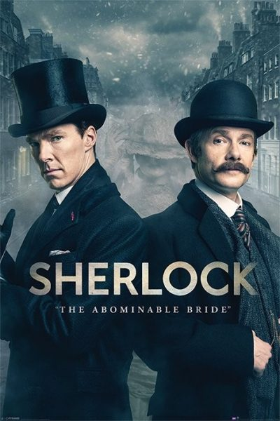 Sherlock 3. séria online seriál
