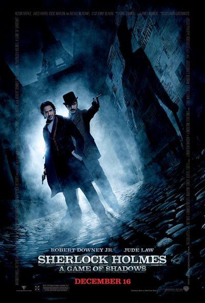 Sherlock Holmes 2 Hra tieňov online cz