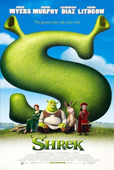 Shrek 1 online cz