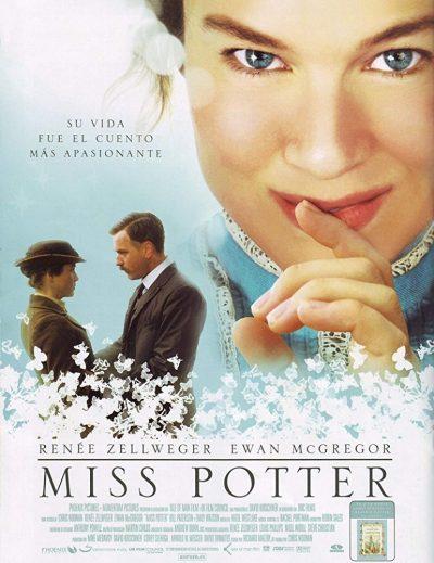 Slečna Potterová online cz