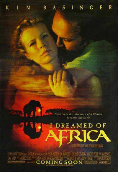 Snívala som o Afrike online cz