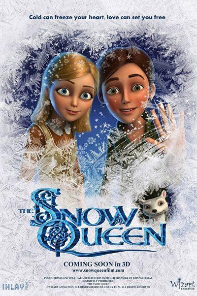 Snehová kráľovná 1 online cz