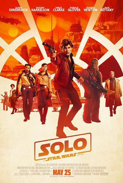 Solo Star Wars Story online cz